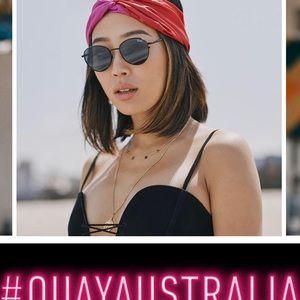 QUAY Crazy Love Sunglasses NWOT